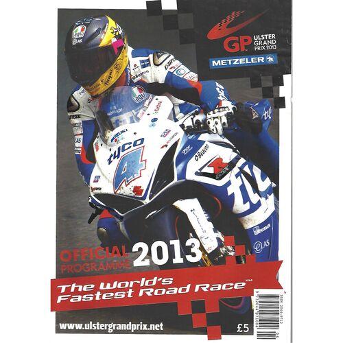 Dundrod Motor Cycle Racing Programmes