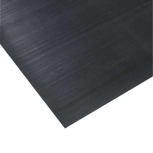 Ribbed Workshop Matting 1000 x 10000mm - Sealey - MCR10100
