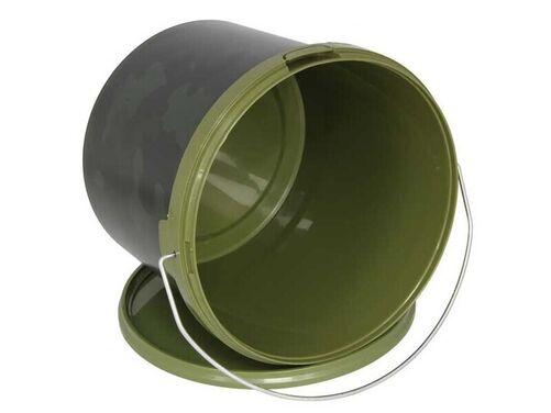 Camo Round Bucket