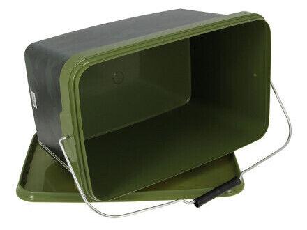 Camo Square Bucket