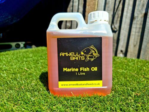 Marine Fish Oils