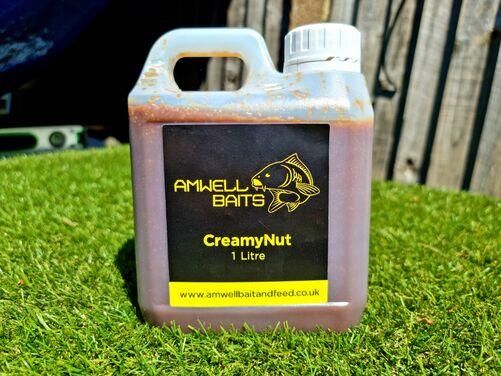 Creamy Nut