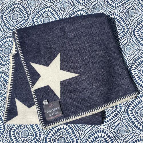Cotton star blanket