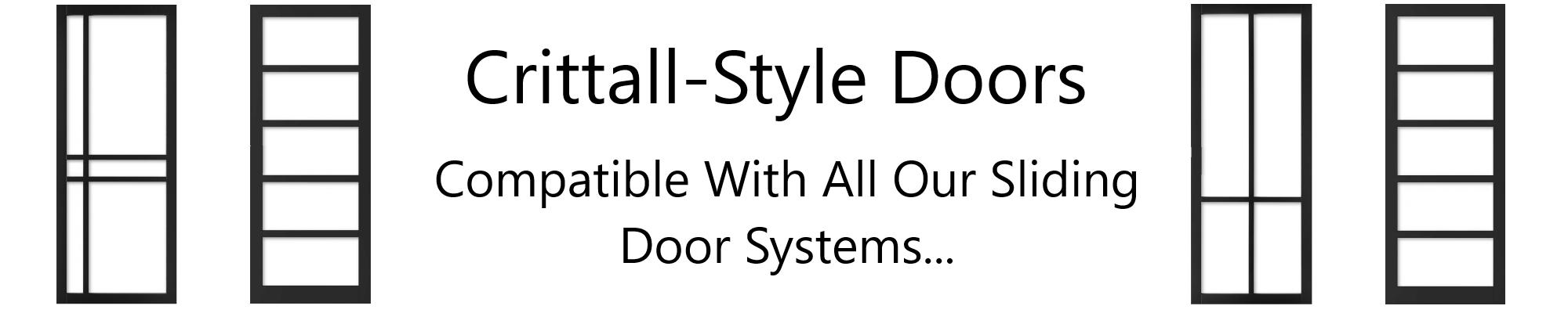 Crittall-Style Sliding Doors UK