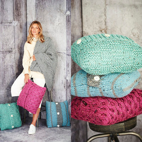 9811 Special XL Tweed Pattern
