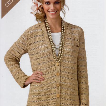 8601 Classique Cotton Pattern