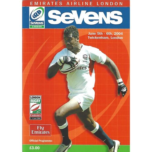 World Sevens Rugby Union Programmes
