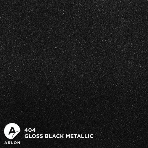 Arlon™ PCC - 404 - Gloss Black Metallic