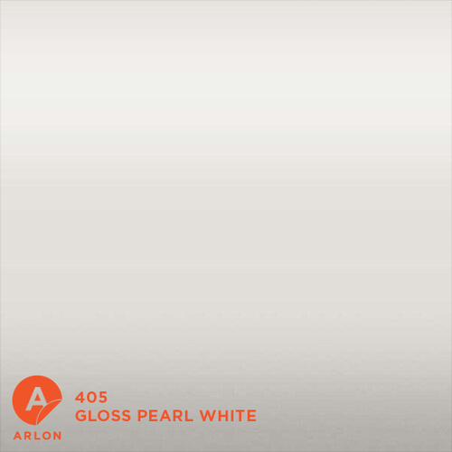 Arlon™ PCC - 405 - Gloss Pearl White