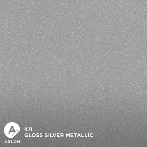 Arlon™ PCC - 411 - Gloss Silver Metallic