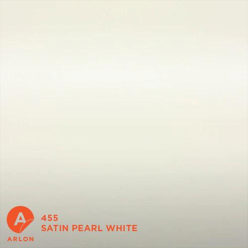 Arlon™ PCC - 455 - Satin Pearl White