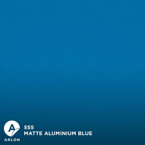 Arlon™ PCC - 555 - Matte Aluminium Blue