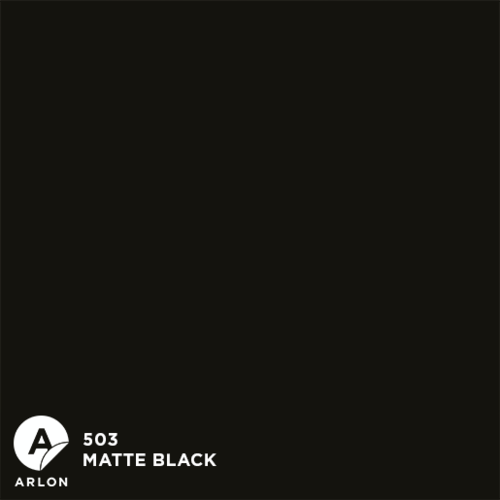 Arlon™ PCC - 503 - Matte Black