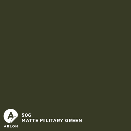 Arlon™ PCC - 506 - Matte Military Green