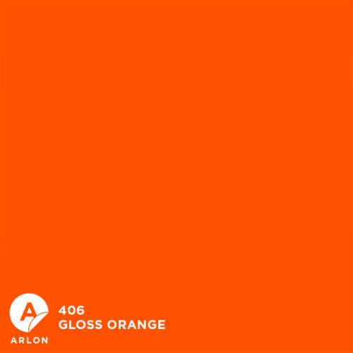Arlon™ PCC - 406 - Gloss Orange