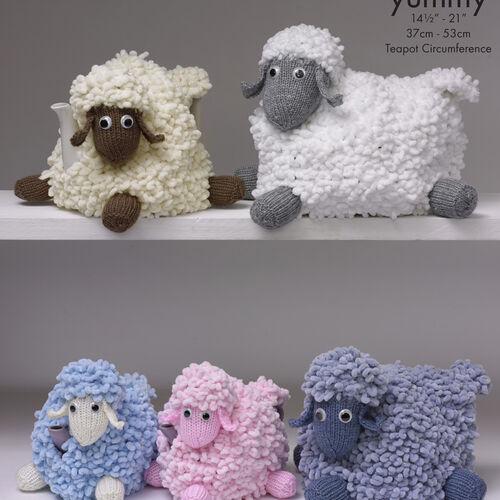 9119 Knitting Pattern