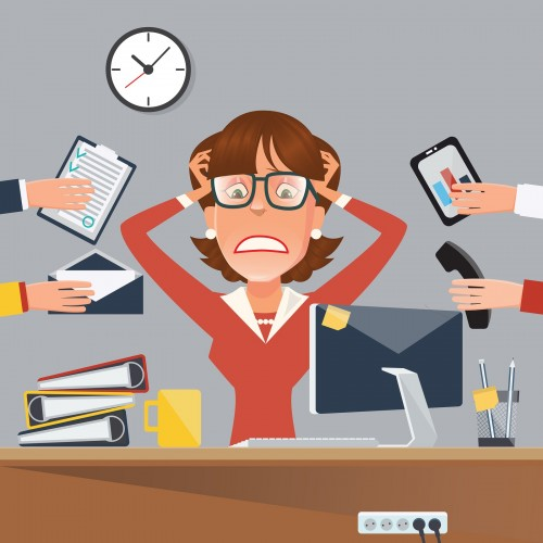 Work-Related Stress and Mental Health