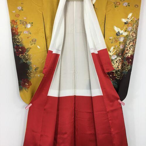 M, furisode kimono for women