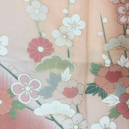 M, kimono for women