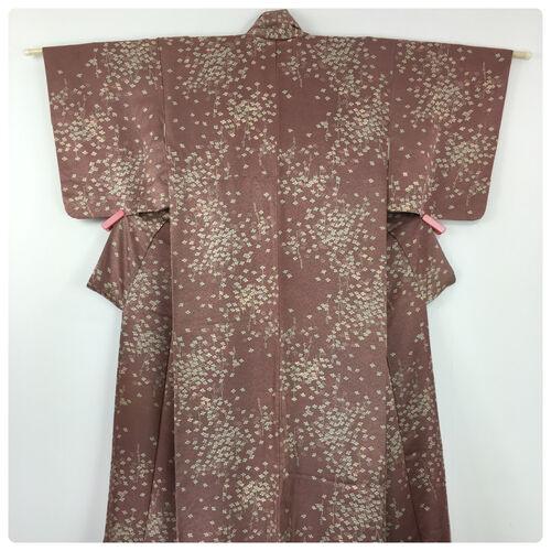 S-M, rosewood kimono for women