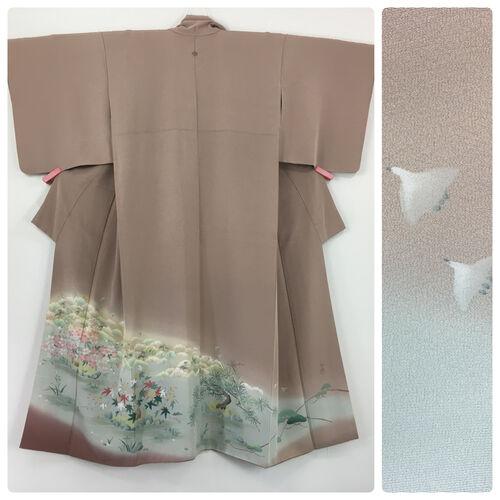 M, hand-painted kimono for women