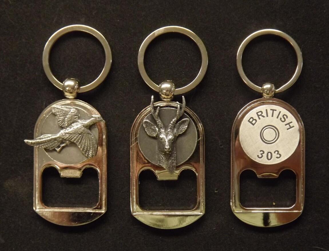Bottle Opener/ Key Rings