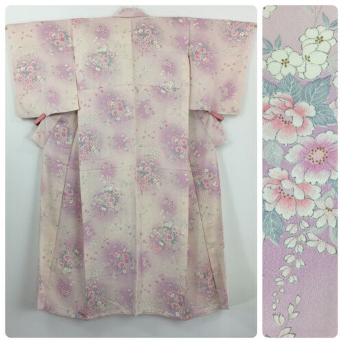 S-M, summer kimono for women