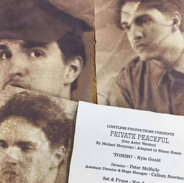 Private Peaceful at British All Winners Festival 2021