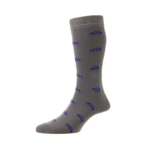 HJ Hall Off Road Vehicle Cotton Rich Socks