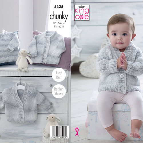 5325 Baby Chunky Pattern