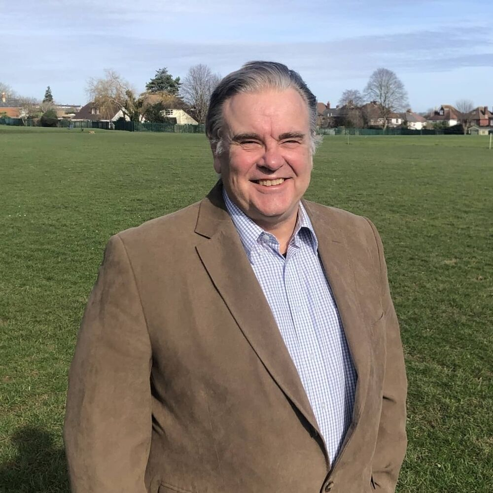 Cllr Ray Redrup
