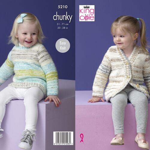 5210 Baby Chunky Pattern