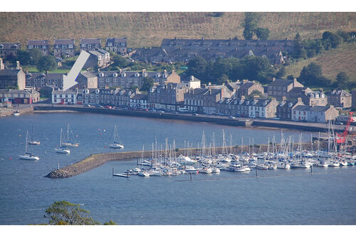 The Port Royal Hotel, 37 Marine Road, Rothesay, Isle of Bute, PA20 0LW