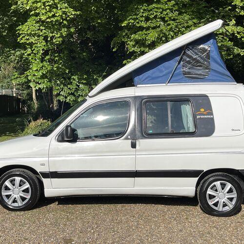 1999 (V)reg Stimson Provence Camper Van 2 Berth - Peugeot Partner 1.4
