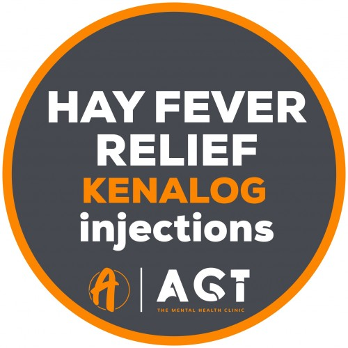 hay fever relief injections available at our cardiff clinic