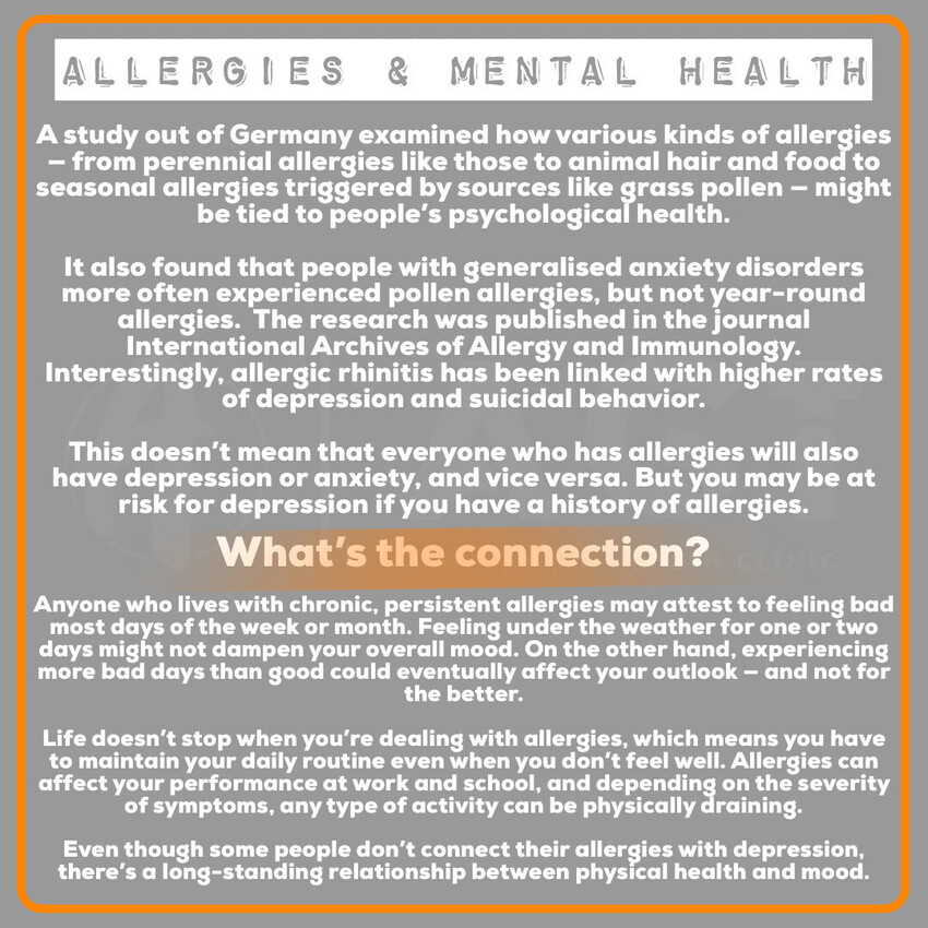 Andy Garland Therapies - Counselling Cardiff - Mental Health Services Cardiff - Cardiff Therapists - hayfever relief injections cardiff - hayfever treatment cardiff