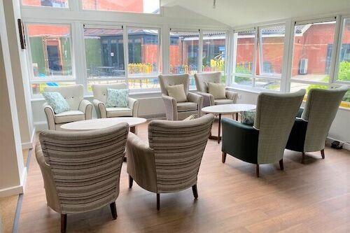 LJHA Sheila Saunders Lawn refurbishment
