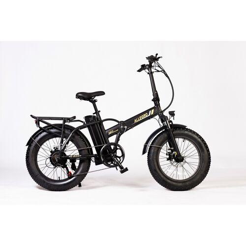 "20"" fat electric folding city bike"