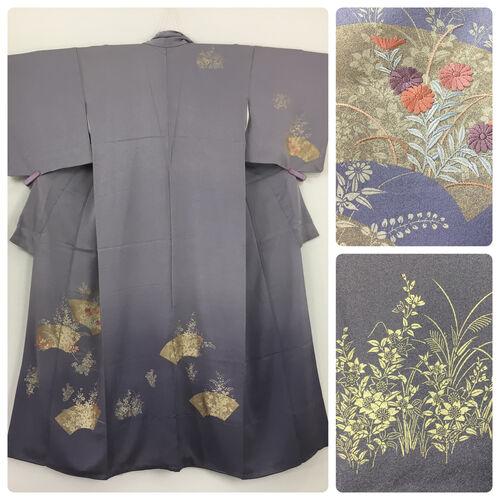 M-L, embroidered kimono for women