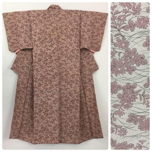 M, pink kimono for women