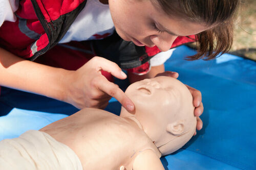 Paediatric First Aid 2 Day