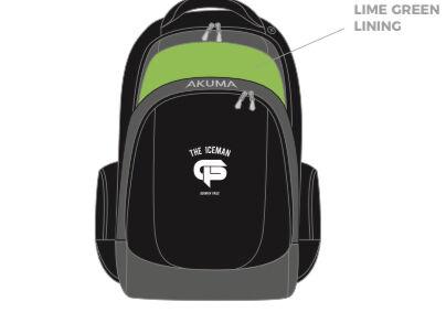 Iceman rucksack