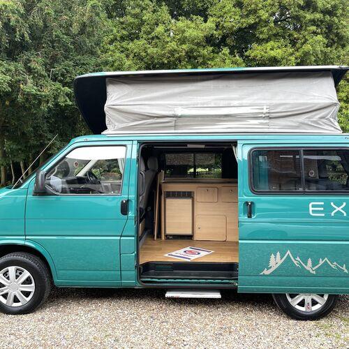 1998 VW Transporter T4 Camper Van 2 Berth PRO conversion AUTOMATIC 65007 Miles