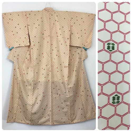 M-L, long kimono for women