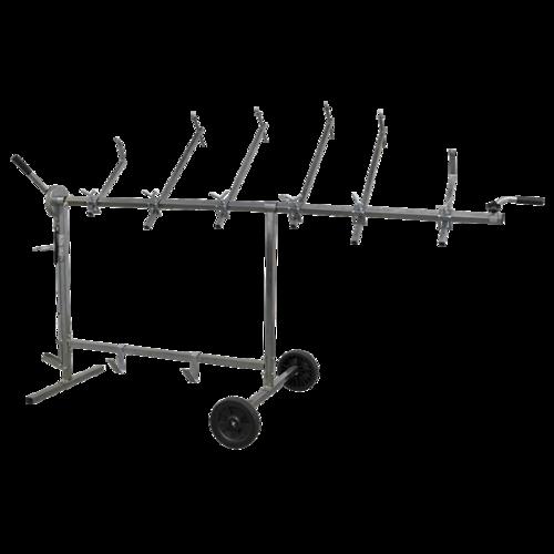 Universal Mobile Rotating Panel Stand - Sealey - MK73