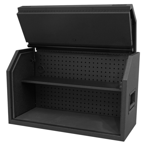 Toolbox Hutch 1030mm with Power Strip - Sealey - AP41HBE