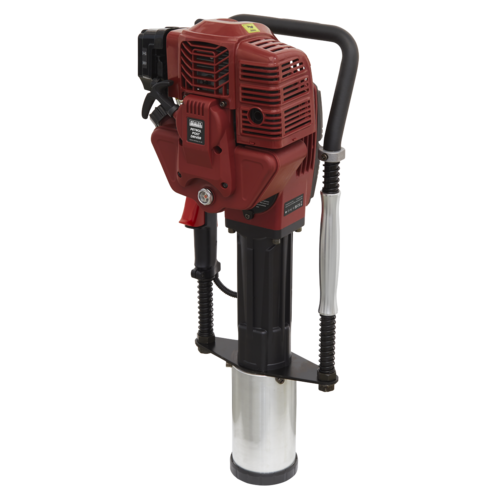 2-Stroke Petrol Post Driver Ø100mm - Sealey - PPD100
