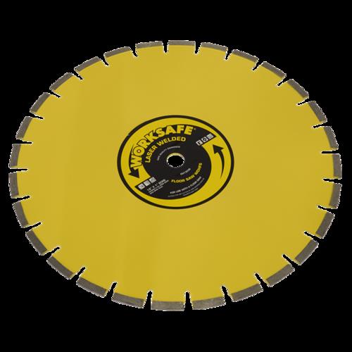 Floor Saw Blade (Hard) Ø450 x 25mm - WDHFS450 - Sealey