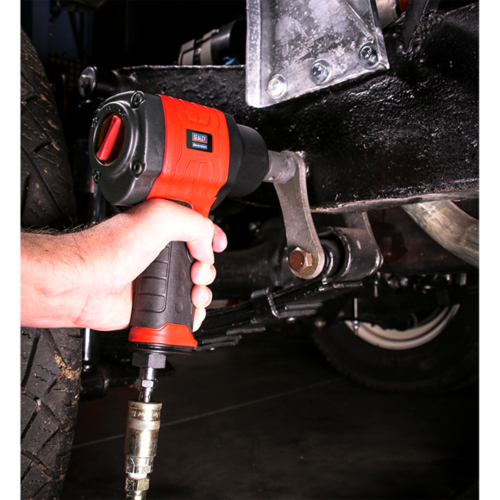 """Composite Air Impact Wrench 1/2""""Sq Drive - Twin Hammer - GSA6002 - Sealey"""