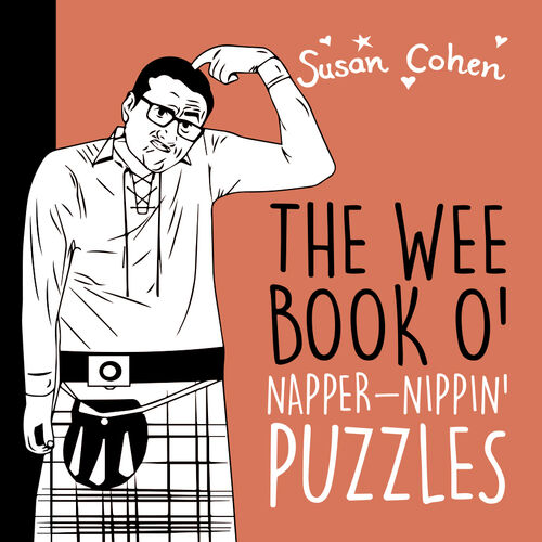 THE WEE BOOK O' NAPPER-NIPPIN' PUZZLES
